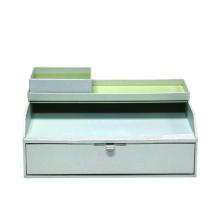 Выдвижные ящики бумажные коробки с папкой