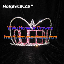 Crystal QUEEN Crowns and Tiaras