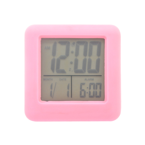 digital silicone clock
