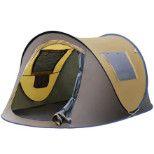 Outdoor 2 People Automatic Camping Tent Double Camping Boat Tent