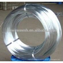 Fio de ferro galvanizado / fio de ligação galvanizado / fio de ligação gi