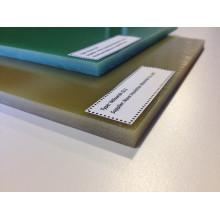 Epoxy Glasgewebe Blatt G11 / Epgc203 / Epgc308 (F Klasse155 Grad)