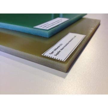 Feuille de tissu en verre époxy G11 / Epgc203 / Epgc308 (F Classe155 degré)