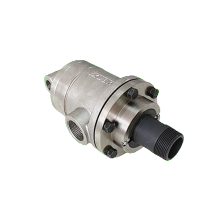 Oil steam rotary joint