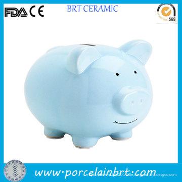 Personalisiert/Cool groß/klein Schwein/Katze Sammler/Kollektiv/Sammlung DIY Piggy Penny/Geld/Coin Box/Sparkasse für Kinder/Erwachsene