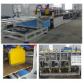 Plastic WPC Foam Board Extrusion Making Machine