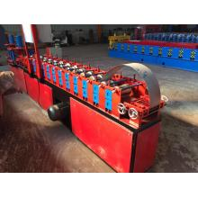 Máquina de prensagem de moldura de porta do obturador de rolamento
