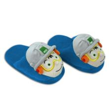 stuffed cartoon doll slipper