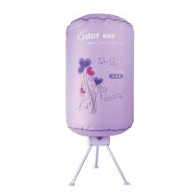 Сушилка для белья / переносной сушильный шкаф для одежды (HF-7A фиолетовый)