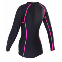 Frauen Active Full Sublimated Shirt Compression Wear