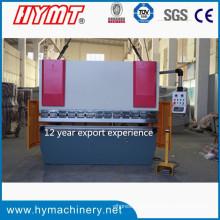 Dobladora de placa de acero y plegadora hidráulica Wc67y-100X2500