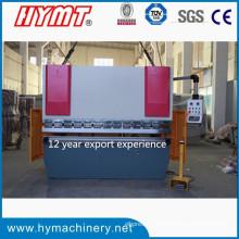 Presse plieuse hydraulique WC67y-100X2500 et machine à cintrer les plaques d'acier
