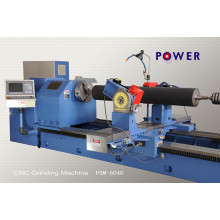 PSM-8040 CNC Rubber Roller Grooving Machine
