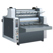 KFMJ-D pneumatic-hydraulic cardboard laminating machine