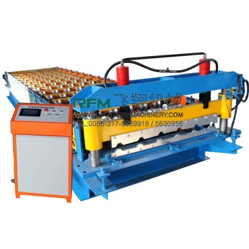 Trapezoidal Tile Roll Forming Machine