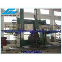 Processamento grande para o tipo diferente do metal, máquina de torno perfurada