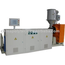 Provide SJ single screw plastic extruder series