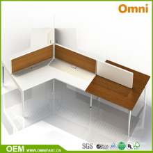 Wooden Style Fashionable Office Furniture Desk