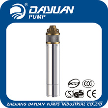 Pompe de puits profond submersible (4SOM50)
