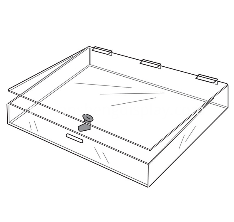 Acrylic Showcase Box