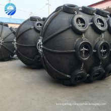 CCS Certified Floating Pneumatic Marine Rubber Fenders for Vessels