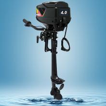 4.0HP escova Motor de barco de pesca elétrica 48V 1000W
