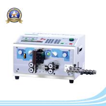 Máquina de pelado del cable coaxial de la alta precisión, equipo de procesamiento del arnés de alambre