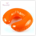 PVC Inflatable Neck Air Pillow for Traveling 42*27