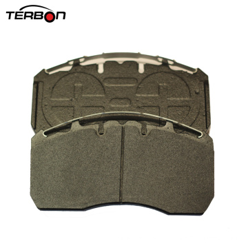 WVA29211 Heavy Duty Brake Pad for VOLVO SAF