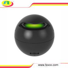 Haut-parleur sans fil de Bluetooth LED, meilleur haut-parleur de Bluetooth léger de LED