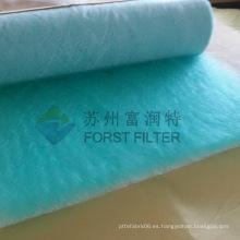 FORST Verde-blanco Color Sintético Material del filtro Fibra de vidrio Filtro de pintura