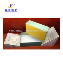 High Quality Rice Gift Box Cardboard Packaging Design Custom Available
