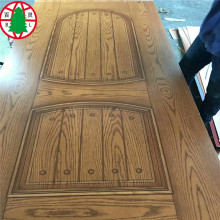 New design Wood Veneer HDF Moulded Door Skin