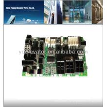 Электронная панель управления Mitsubishi Elevator DOR-221A