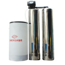 Water Softener Filtration with Stainless Steel 304