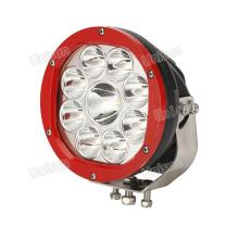 12V 90W Hilfs-LED 4X4 Spot Fahrlicht