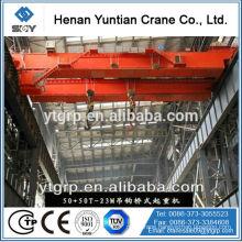 QE Model 5~16t Double Handcart Hanger Bridge Crane