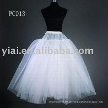 2013 Prinzessin Style Brautkleid Petticoat PC013