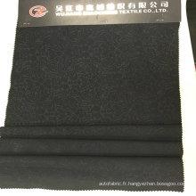 Deux façons d'étirer le tissu désossé avec du tissu brossé (ZC918)