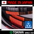 High quality Mitsuboshi Belting heat resistant V-belts and wedge belts in bulk. Made in Japan