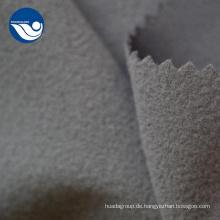 Super Poly gebürsteter Strickstoff für Kleidungsstücke