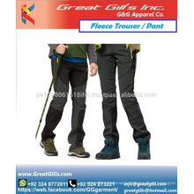 men and women hiking fleece pant for gym sports trousers pants unisex