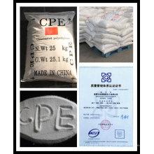 Modification d'impact, CPE (polyéthylène chloré)