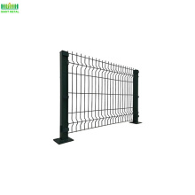 Green+coated+welded+steel+wire+mesh+cheap+price