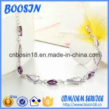 Bracelet d'aile d'ange de mode personnalisé
