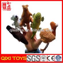 O luxuoso animal popular australiano encheu brinquedos do fantoche para as crianças educacionais