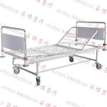 Kopf- und Fußbrett entfernbares Krankenhausbett