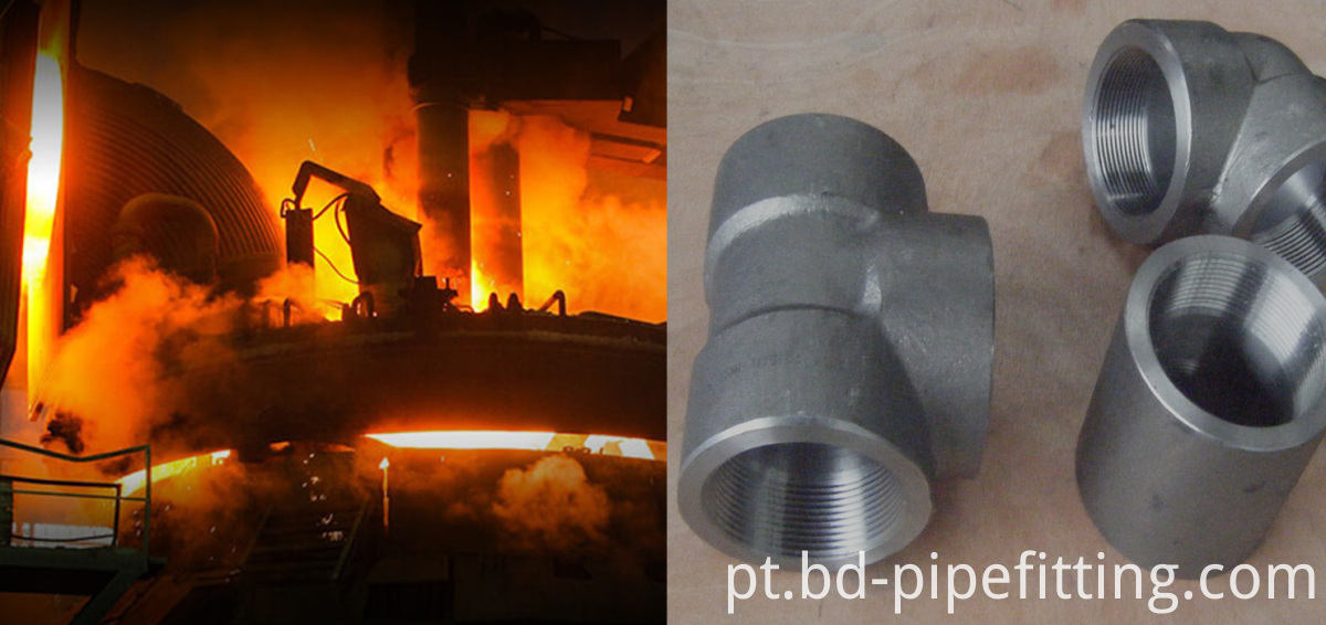 Api5l Astm Welding Tee Fittings