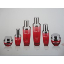 Cosmetic Glass Packing Lotion Bottle (KLLB-03)