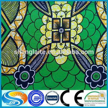 Cera de impresión de tela estilo de moda 2015 pañuelo